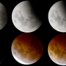 Lunar Eclipse - 8th October 2014